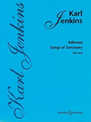 Adiemus Songs of Sanctuary Karl Jenkins Partition laflutedepan