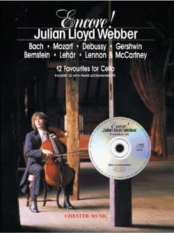 Webber Julian Lloyd - Encore ! - Partition - di-arezzo.fr