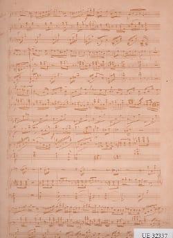 Stück für Violine und Klavier - Arnold Schoenberg - laflutedepan.com
