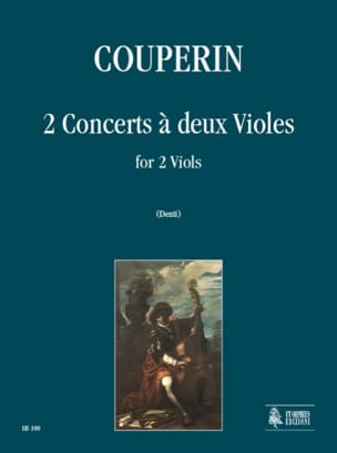François Couperin - 2 Concerts with two violas - Sheet Music - di-arezzo.co.uk