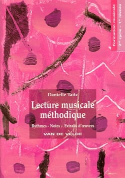 Danielle Taitz - Methodical Music Reading Volume 1 - Sheet Music - di-arezzo.com
