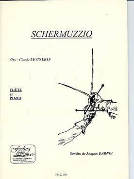Schermuzzio - Guy-Claude Luypaerts - Partition - laflutedepan.com