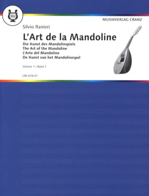 S. Ranieri - The art of mandolin - Volume 1 - Sheet Music - di-arezzo.co.uk