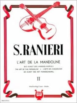 S. Ranieri - The art of mandolin - Volume 2 - Sheet Music - di-arezzo.co.uk