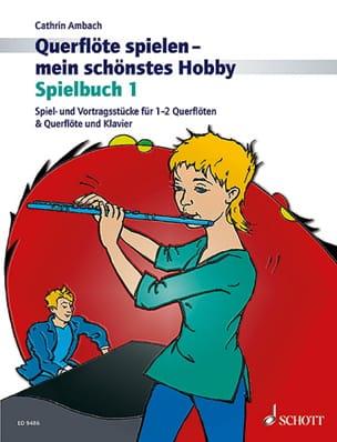 Cathrin Ambach - Spielbuch 1 - Partition - di-arezzo.fr