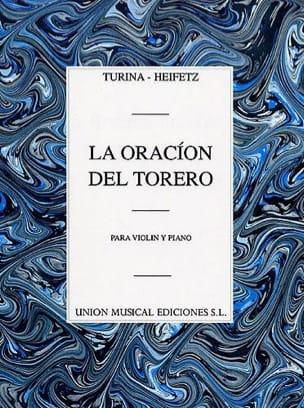 Turina Joaquin / Heifetz Jascha - Der Oracion del Torero - Violine Klavier - Noten - di-arezzo.de