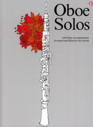 Jay Arnold - Oboe Solos - Sheet Music - di-arezzo.co.uk