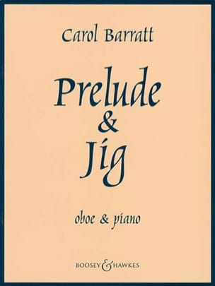 Prelude and Jig - Carol Barratt - Partition - laflutedepan.com
