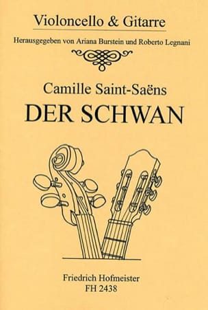 Camille Saint-Saëns - The Swan - Sheet Music - di-arezzo.co.uk