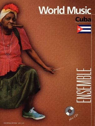 World Music - Cuba - Ensemble laflutedepan