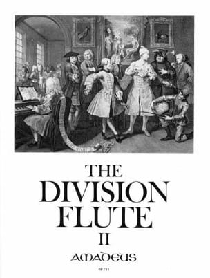 The Division Flute Volume 2 - Sheet Music - di-arezzo.co.uk
