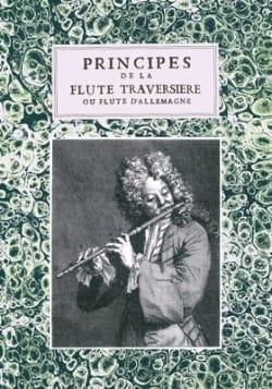 Jacques Hotteterre - Principes de la flûte traversière ou flûte d'Allemagne ... - Partition - di-arezzo.fr