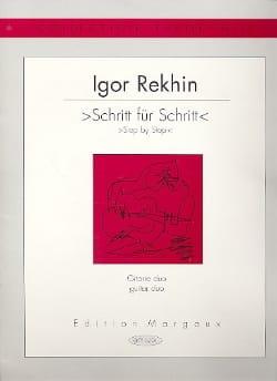 Igor Rekhin - Schritt für Schritt - Sheet Music - di-arezzo.co.uk