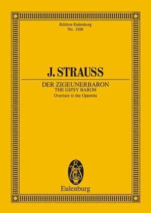 Der Zigeunerbaron, Ouverture Johann (Fils) Strauss laflutedepan