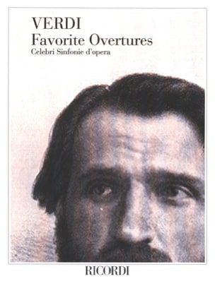 VERDI - Favorite Openings - Partitura - Sheet Music - di-arezzo.co.uk