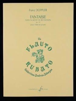 Franz Doppler - Fantasy on a Beethoven motif op. 43 - Sheet Music - di-arezzo.co.uk