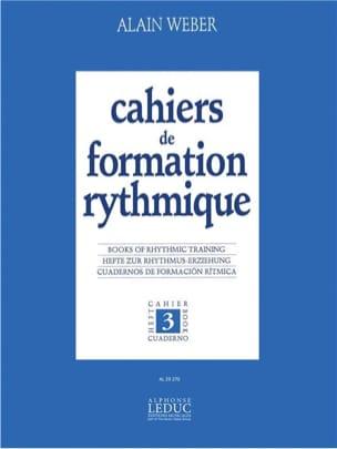 Cahiers de formation rythmique, Volume 3 - laflutedepan.com