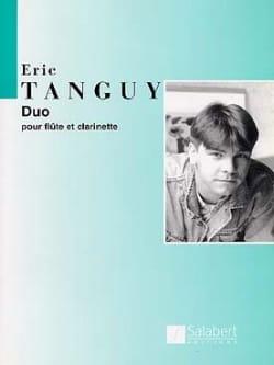 Eric Tanguy - Duo - Flûte et Clarinette - Partition - di-arezzo.fr