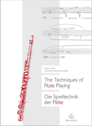 The Techniques Of Flute Playing Volume 1 - laflutedepan.com