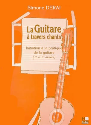 Simone Derai - La Guitare à Travers Chants - Sheet Music - di-arezzo.com