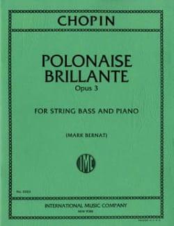 Polonaise Brillante op. 3 – String bass - laflutedepan.com