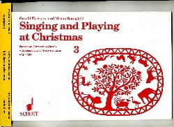 Traditionnels - Singing and playing at Christmas, Volume 3 - Sheet Music - di-arezzo.co.uk