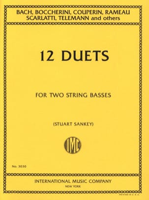 Stuart Sankey - 12 Duets - 2 String Thongs - Sheet Music - di-arezzo.co.uk