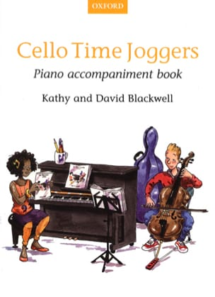 - Cello Time Joggers Book 1 - Piano accomp. - Partition - di-arezzo.fr
