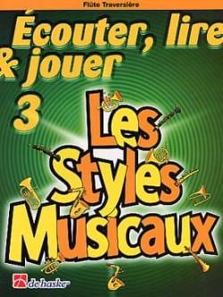 Ecouter Lire et Jouer - Les styles musicaux Volume 3 - Flûte - laflutedepan.com