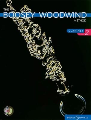Chris Morgan - Boosey woodwind method - Clarinet, Volume 2 - Partition - di-arezzo.fr