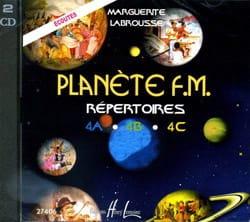 Marguerite Labrousse - CD - Planète FM Volume 4 - Ecoutes - Partition - di-arezzo.fr
