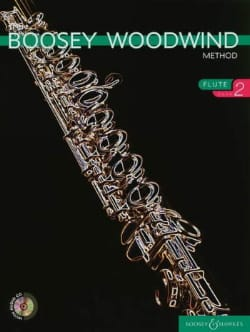 Chris Morgan - Boosey woodwind method - Flute, Volume 2 - Partition - di-arezzo.fr