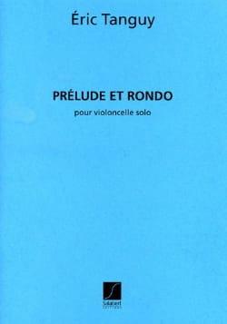 Eric Tanguy - Prelude And Rondo - Sheet Music - di-arezzo.com