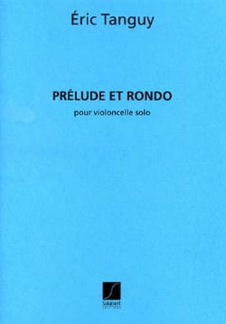Eric Tanguy - Prélude et Rondo - Partition - di-arezzo.fr
