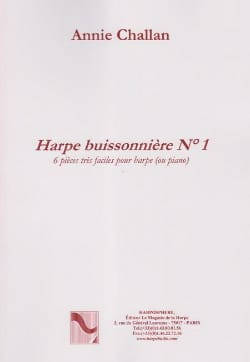 Annie Challan - The Harp Buissonnière N ° 1 - Sheet Music - di-arezzo.co.uk