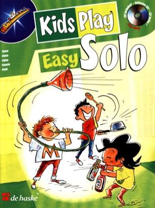 Fons van Gorp - I bambini giocano Easy Solo - Flauto - Partitura - di-arezzo.it