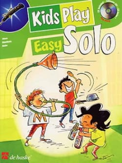 Fons van Gorp - Kids play easy Solo – Oboe - Partition - di-arezzo.fr
