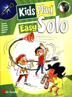 Fons van Gorp - Kids Play Easy Solo - Clarinete - Partition - di-arezzo.es