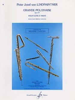 Grande polonaise opus 47 Peter Jospeh von LINDPAINTNER laflutedepan