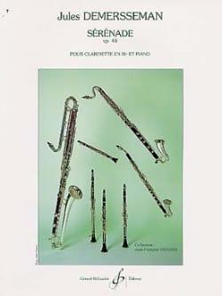 Jules Demersseman - Serenade op. 48 - Sheet Music - di-arezzo.co.uk