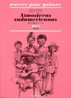 Atmosferas Sudamericanas - Volume 2 Alain Vérité laflutedepan