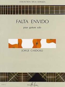 Jorge Cardoso - Falta Envido - Partition - di-arezzo.fr