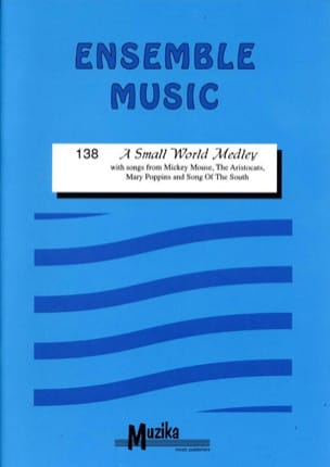 - A Small World Medley - Together - Sheet Music - di-arezzo.com