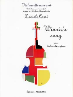 Daniele Corsi - Winnie's Song - Partition - di-arezzo.fr