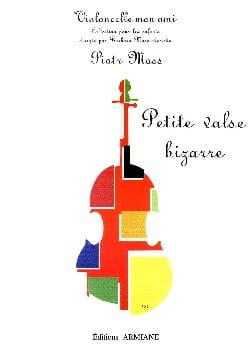 Piotr Moss - Petite valse bizarre - Partition - di-arezzo.fr