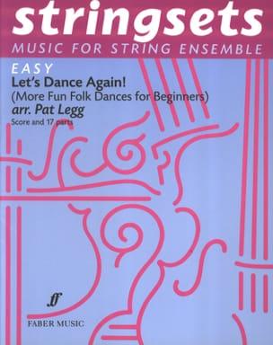 Let's Dance Again (Stringset) - Legg - Partition - laflutedepan.com