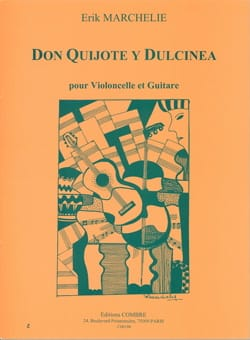 Don Quijote y Dulcinea Erik Marchelie Partition 0 - laflutedepan