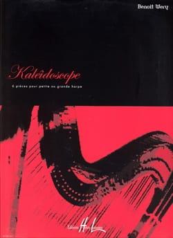Kaléidoscope - Benoît Wery - Partition - Harpe - laflutedepan.com