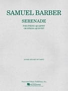 Samuel Barber - Serenade - Sheet Music - di-arezzo.co.uk