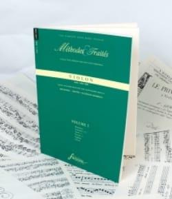 Méthodes et Traités, 13, série 4, Volume 1 - Partition - di-arezzo.fr